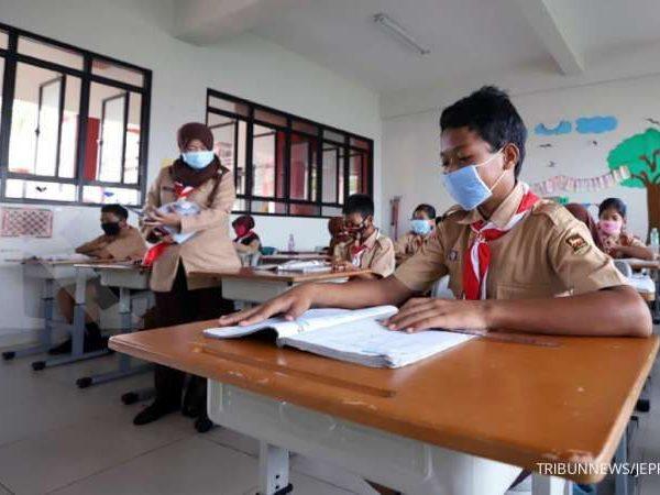 Di Lingkungan Pendidikan, Perilaku Taat 3M Belum Berubah